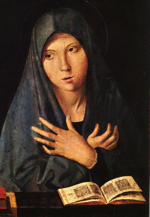 Antonello da Messina Biography Antonello da Messina Virgin of