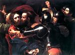 Caravaggio - Michelangelo Merisi - Taking Of Christ