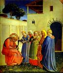 Fra Angelico - Early Renaissance - Characters -