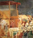 Giotto - Ambrogio Bondone - Legend of St Francis - [24] - Canonization of St Francis