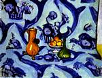 Henri Matisse - Blue Table-Cloth