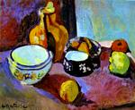 Henri Matisse - Dishes and Fruit