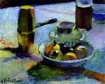Henri Matisse - Fruit and Coffee-Pot