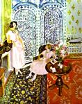 Henri Matisse - Moorish Screen