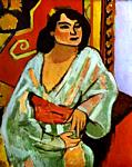 Henri Matisse - The Algerian Woman