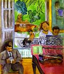 Henri Matisse - The Music Lesson
