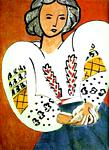 Henri Matisse - The Rumanian Blouse
