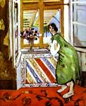 Henri Matisse - Young Girl in a Green Dress