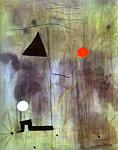 Joan Miro - The Birth of the World