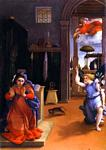 Lorenzo Lotto - The Annunciation