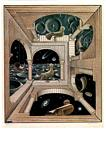 Maurits Cornelis Escher - Another World III