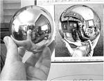 Maurits Cornelis Escher - reflection in the sphere - remake