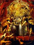 Peter Paul Rubens - The Exchange of Princesses