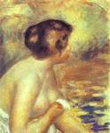 Pierre-Auguste Renoir - The Bather