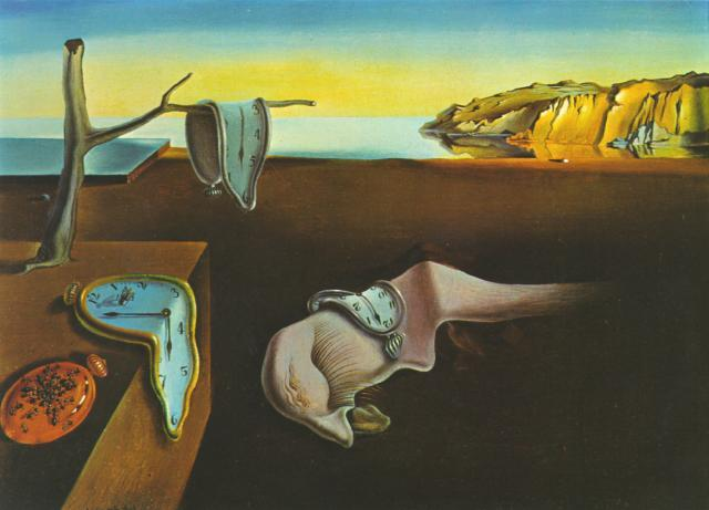 The Persistence of Memory, 1931 by Salvador Dali (1904-1989, Spain) | WahooArt.com
