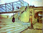 Vincent Van Gogh - The Trinquetaille Bridge. Arles