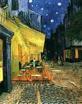 Vincent Van Gogh - Cafe Terrace on the Place du Forum, Arles, at Night, The