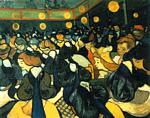 Vincent Van Gogh - Dance Hall in Arles, The