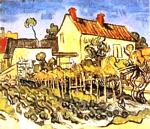 Vincent Van Gogh - House of Pere Eloi, The