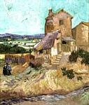 Vincent Van Gogh - Old Mill, The