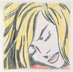 Roy Lichtenstein - Sleeping Girl (1964)