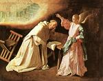 Francisco Zurbaran - Saint Peter Nolasco's Vision