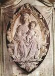 Donatello - Virgin and Child