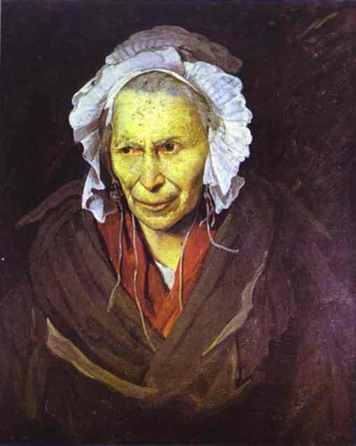 The Madwoman by Théodore Géricault (1791-1824, France) | Art Reproduction | WahooArt.com