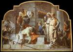Giovanni Battista Tiepolo - The Beheading of John the Baptist