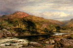 Benjamin Williams Leader - AUTUMN IN NORTH WALES