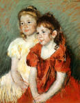 Mary Stevenson Cassatt - Young Girls