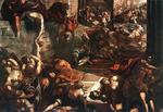 Tintoretto (Jacopo Comin) - The Slaughter of the Innocents
