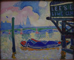 André Derain - Blackfriars Bridge