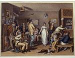 John Lewis Krimmel - Dance in a Country Tavern