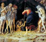 Andrea Mantegna - Christ-s Descent into Limbo