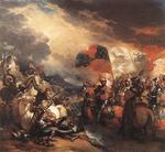 Benjamin West - Edward III Crossing the Somme
