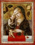 Carlo Crivelli - Madonna with the Child 3
