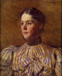 Cecilia Beaux - Self-Portrait 1