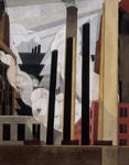 Charles Demuth - End of the Parade. Coatesville, Pa