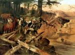 Charles Marion Russell - The Ambush