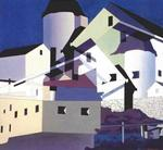 Charles Sheeler - Composition Around White