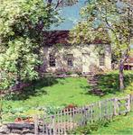 Willard Leroy Metcalf - The Little White House