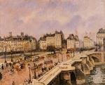 Camille Pissarro - The Pont-Neuf 2