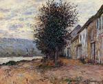 Claude Monet - The Banks of the Seine