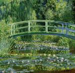 Claude Monet - Water-Lily Pond 1