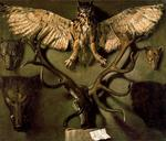Order Art Reproduction : Ramure de Cerf by Diego Velazquez (1599-1660, Spain) | WahooArt.com