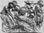 Donatello - Lamentation over the dead Christ