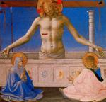 Fra Angelico - Christ Rises from the Tomb