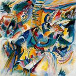 Kandinsky - Broken Improvisation