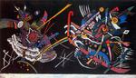 Kandinsky - Drawing for a mural